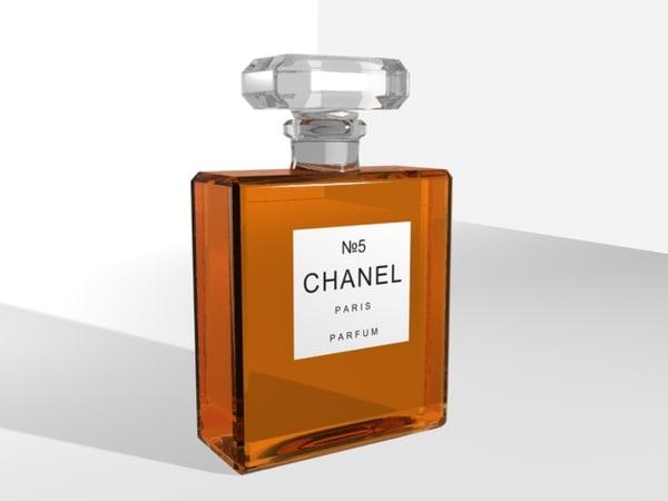 3ds bottle perfume