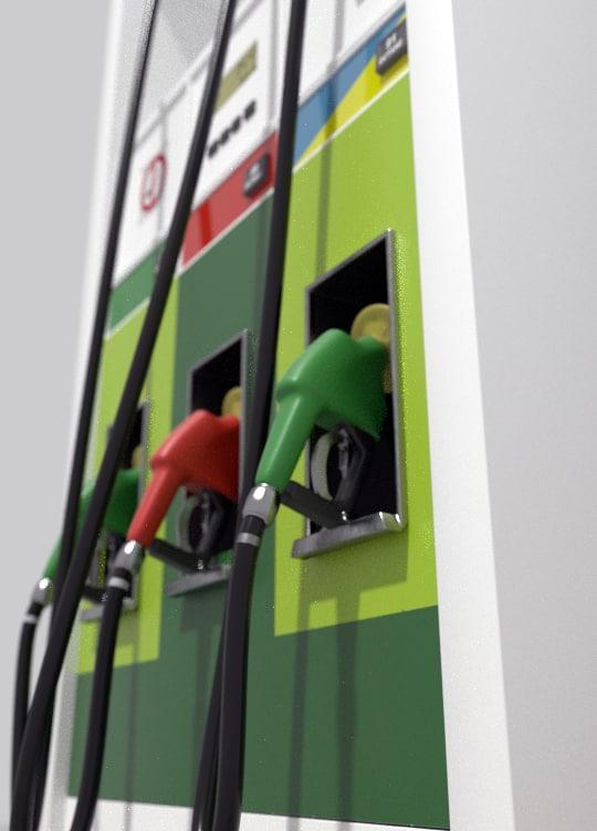 3ds gas pump