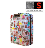 max luggage scan 8k