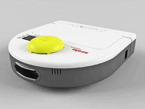 robot vacuum cleaner neato 3d 3ds