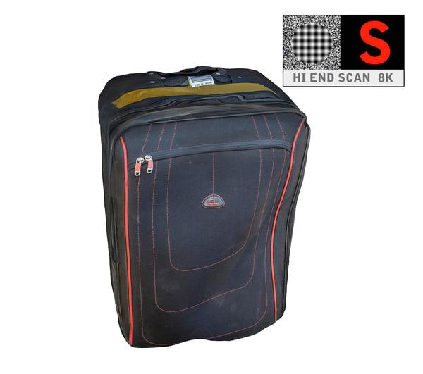 luggage 8k max