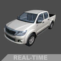 Toyota Hilux (real-time)
