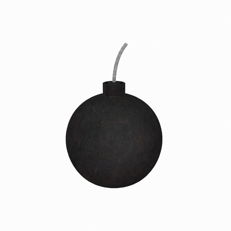 3d spherical bomb