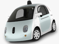 max google self-driving car