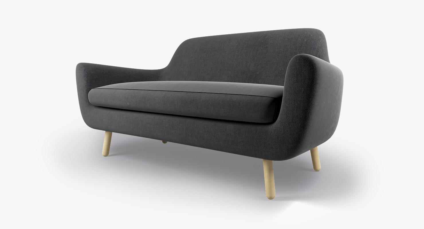 sofa jonah 3d max