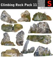 Climbing Rock Pack 11