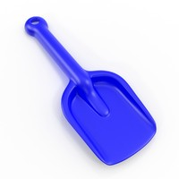 Toy Spade