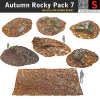 Autumn Rocky Pack 7 HD