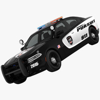 Dodge Charger Pursuit 2015