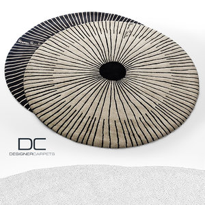 3d designercarpets rays