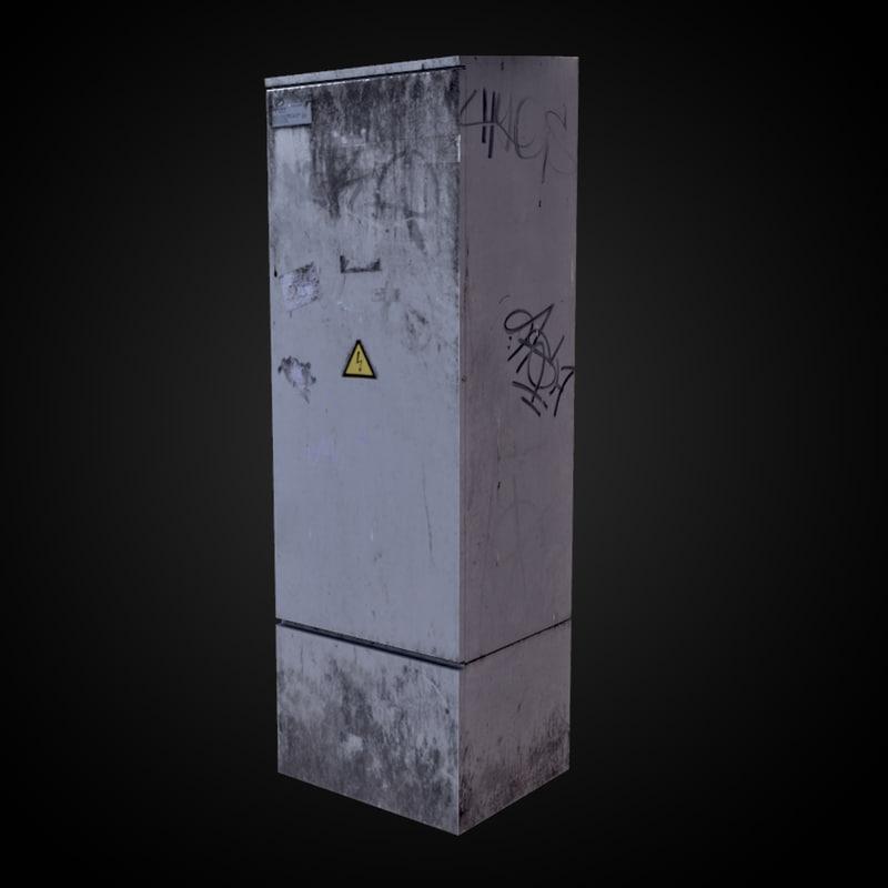 3d switch box
