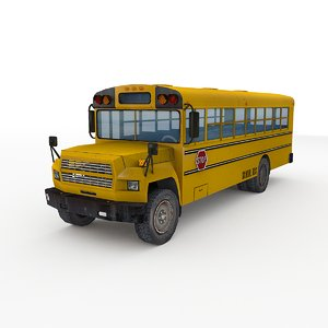 3ds max bus school