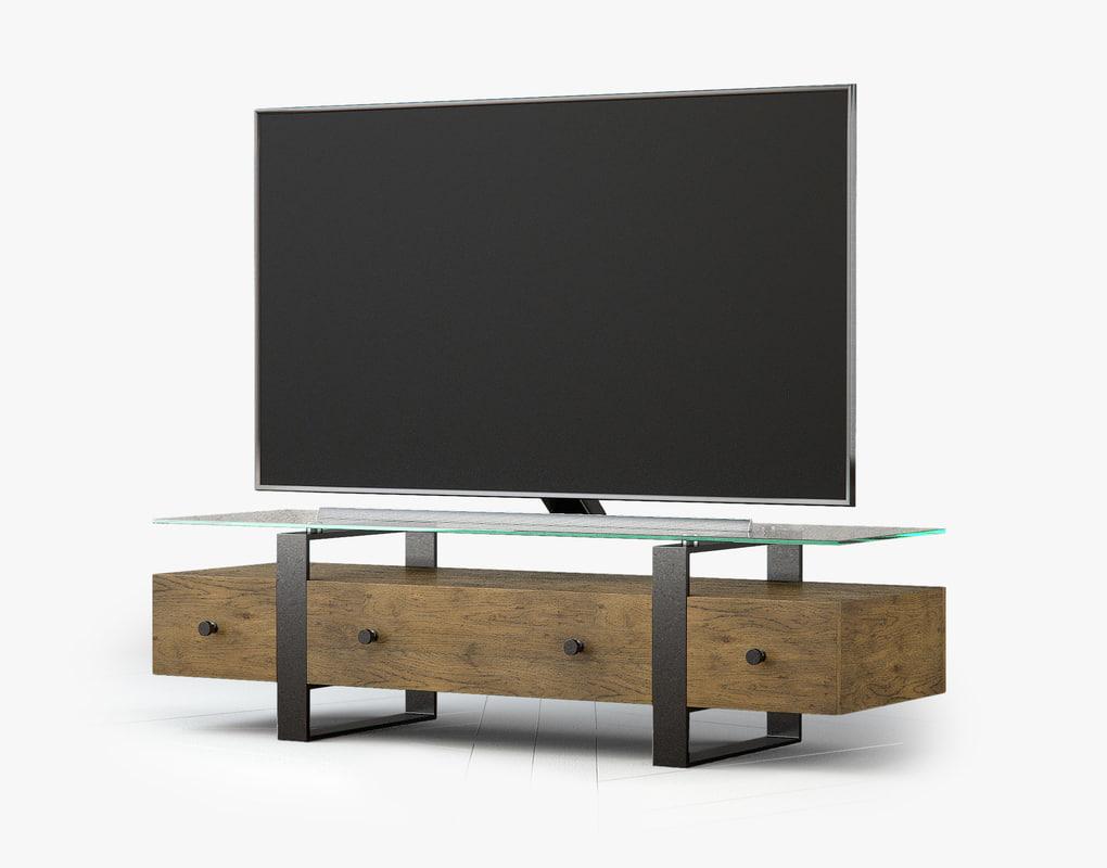 volito entertainment console 3d max