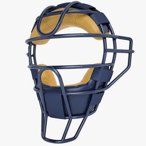 3ds max catchers face mask