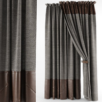 Leather curtains