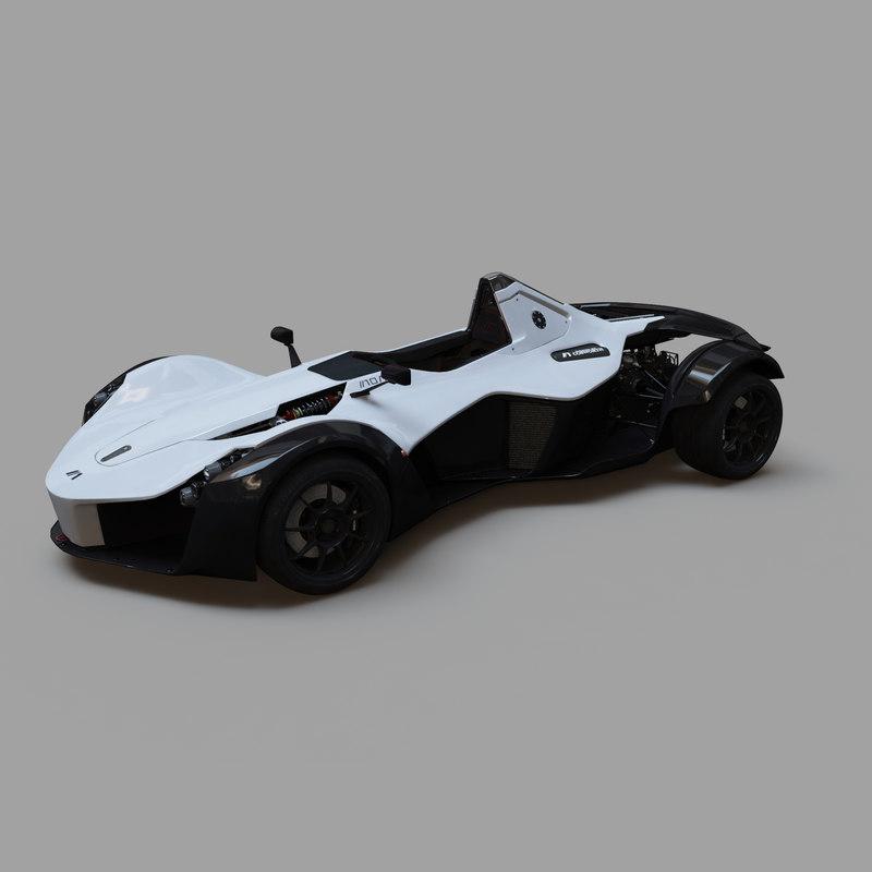 3d model bacmono