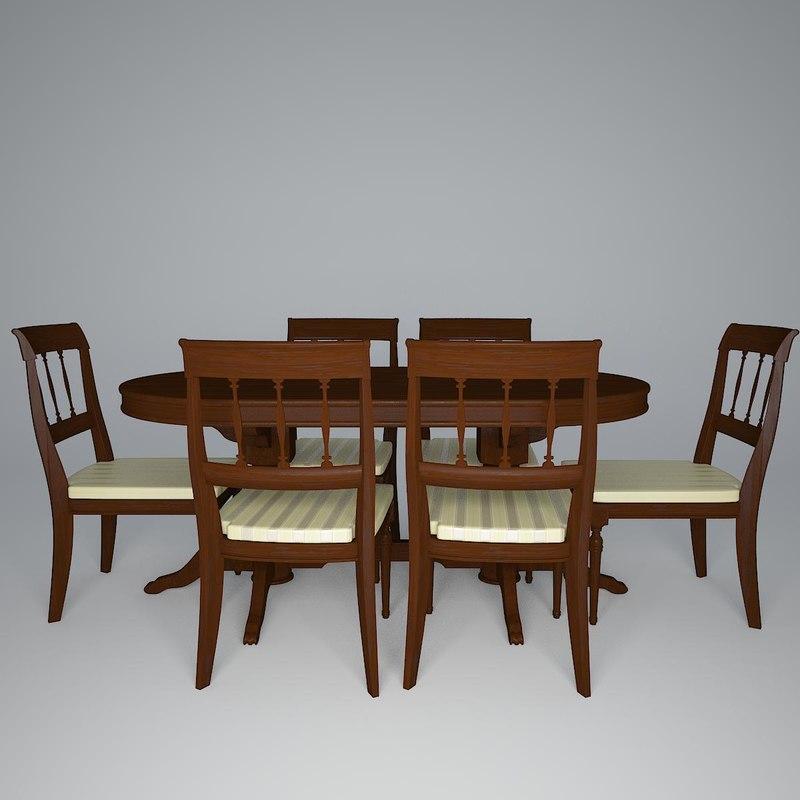 3d v-ray objects model