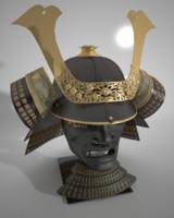 samurai armor shogun