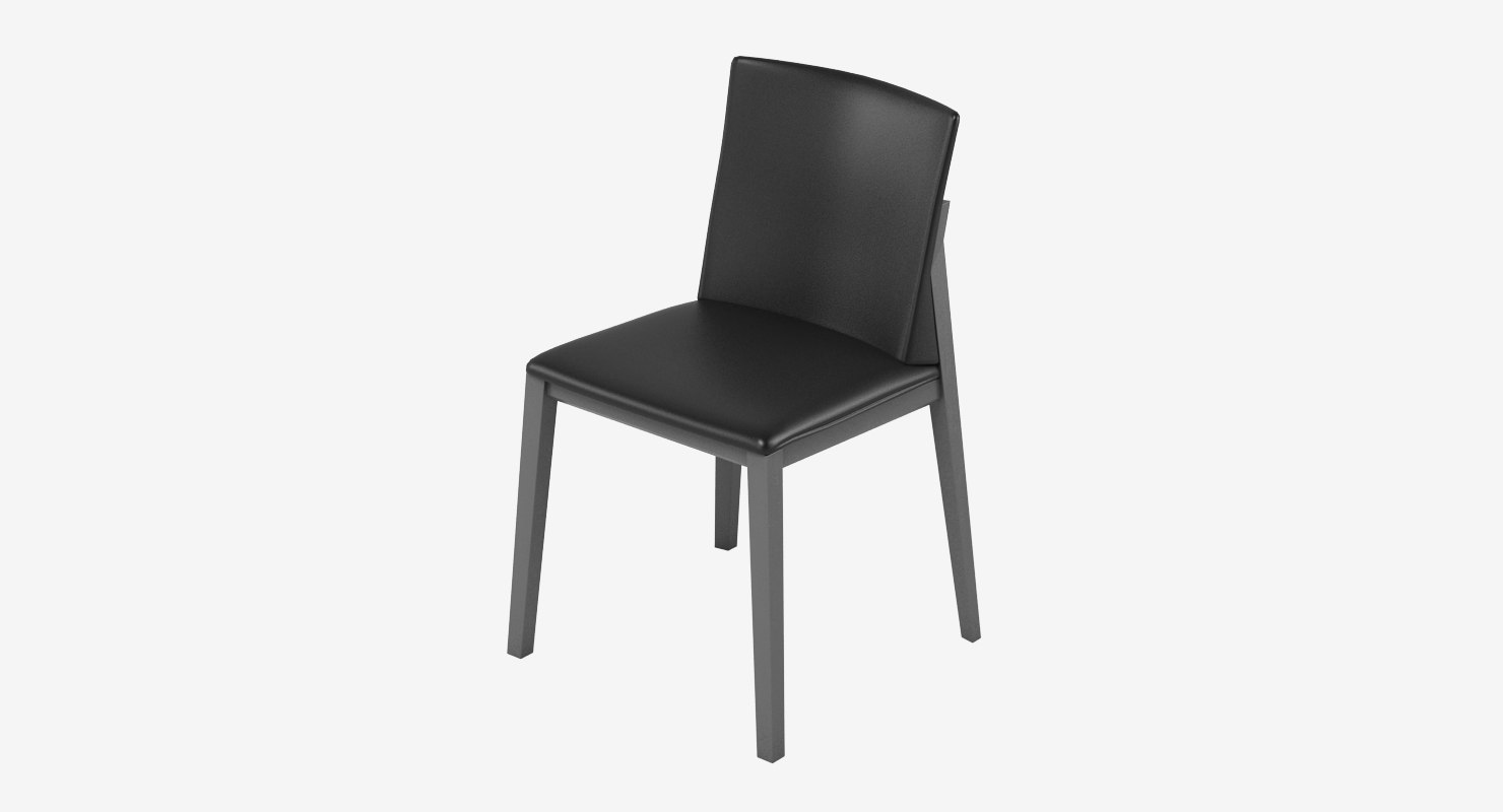 molteni c breva chair 3d model