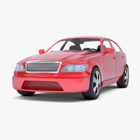 concept car sedan max free