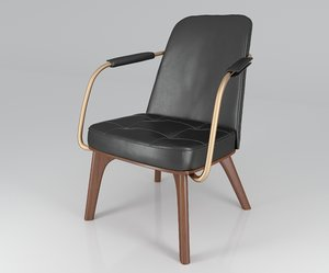 chair lounge 3d max