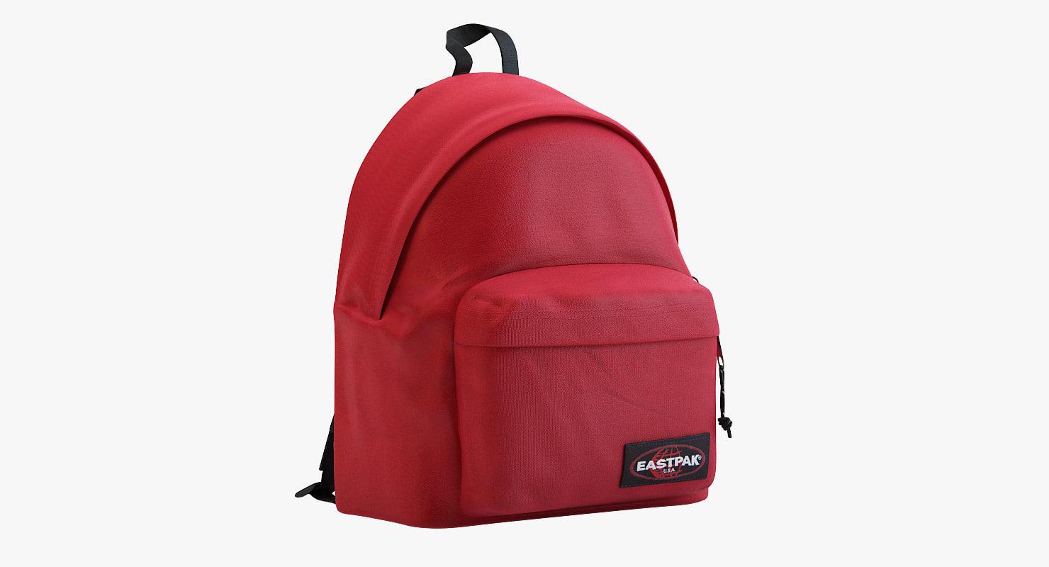 3d eastpak pak r backpack