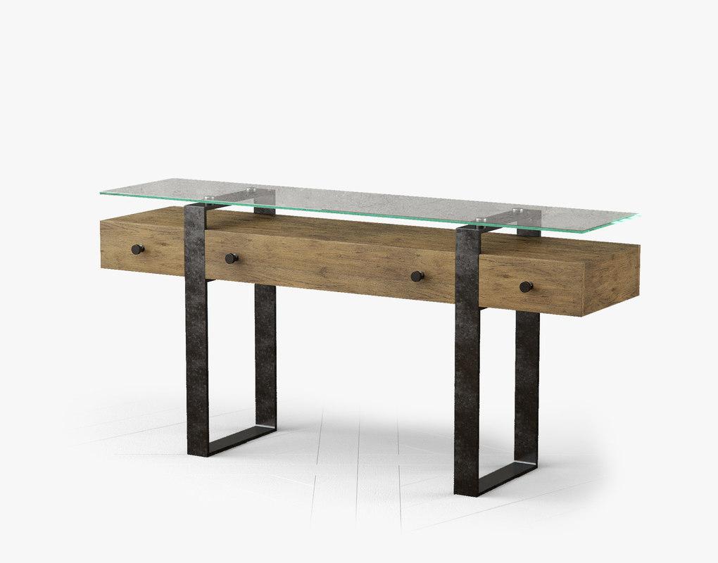 volito sofa table fbx