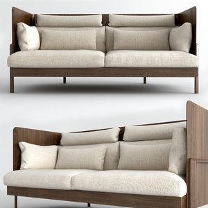3d max sofa show210