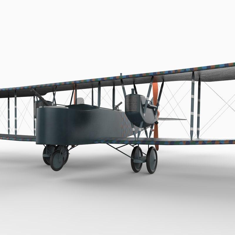 3d friedrichshafen g iii german model