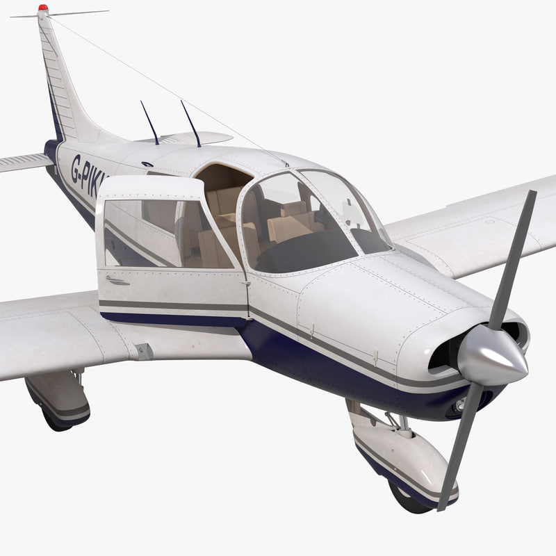light aircraft piper pa max
