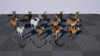 Deer Modular Pack
