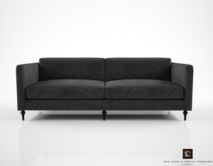 3d sofa chair company winston