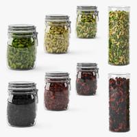 maya jars beans