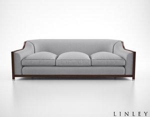 linley grosvenor sofa max
