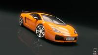 Fantastic Race Car 4