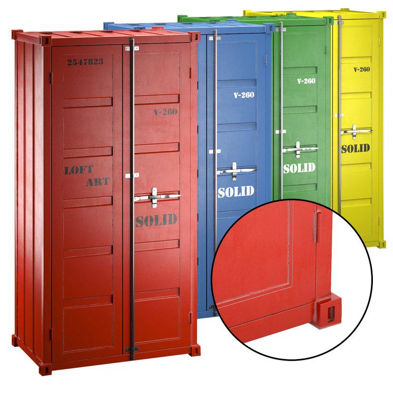 sea container wardrobe 4 ma