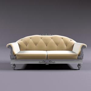 3d epoque roxane model