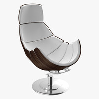 max modern chair armadillo
