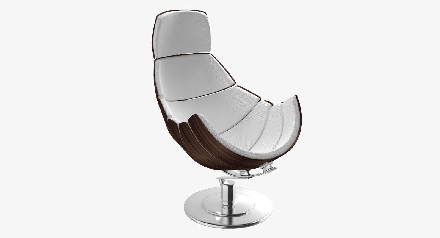 max modern chair armadillo