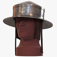 Pointed Kettle Hat