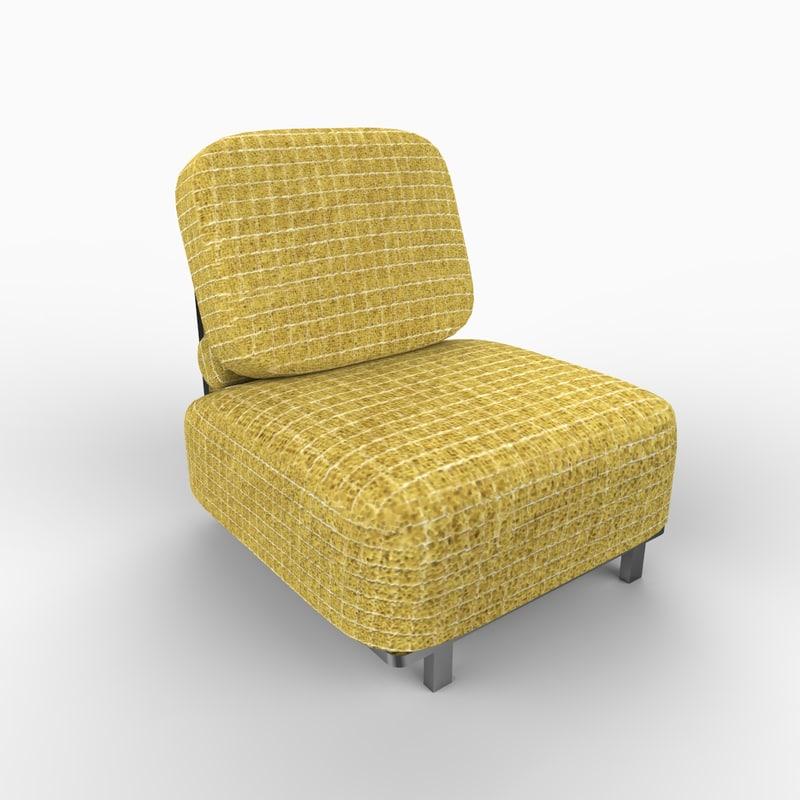 single chair max