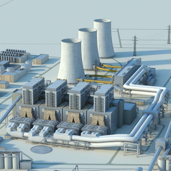 max complex power plant