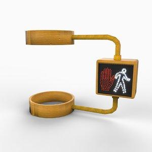 walk sign max