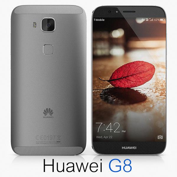 3d model huawei g8