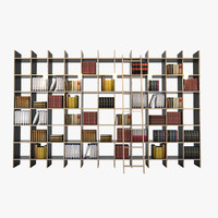 Nils Holger Moormann Book Rack