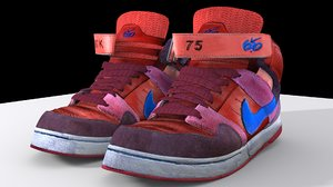 nike east k 75 3d 3ds