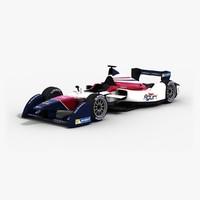 Team Aguri FormulaE 2015-2016