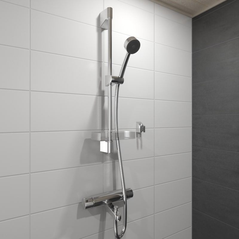 3d shower nova apollo model