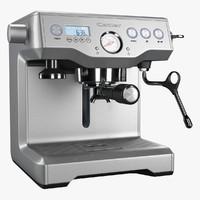 3d espresso maker catler es