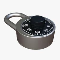3dsmax master lock
